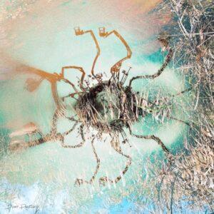 ציור מחשב של קורונה וירוס